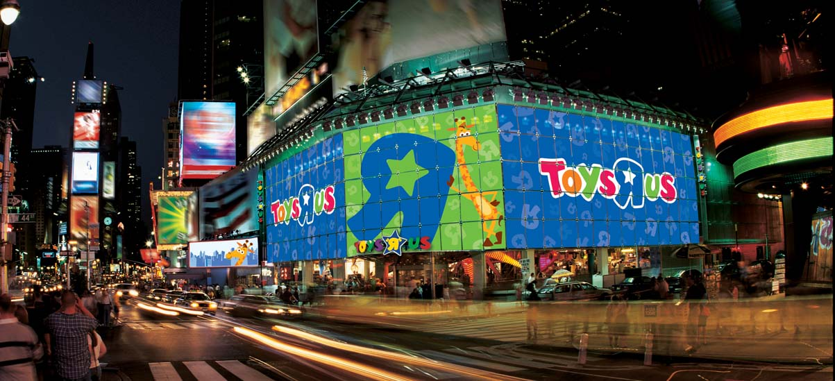 New Toys At Toys R Us : Experiencia ny toys r us times square