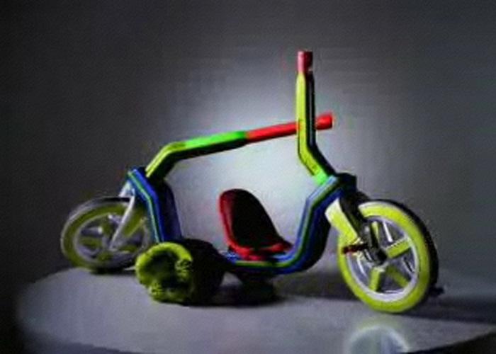 bicicletas raras y extrañas que quizas no haya visto