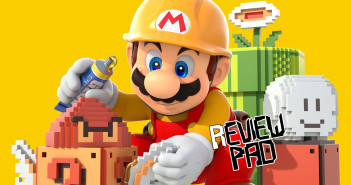 Super Mario Maker Review Pad Featured