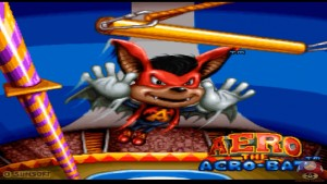 Aniversario Aero the Acro-Bat