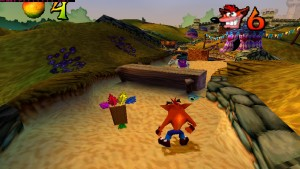 Aniversario Crash Bandicoot