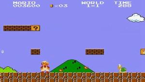 Aniversario Super Mario Bros