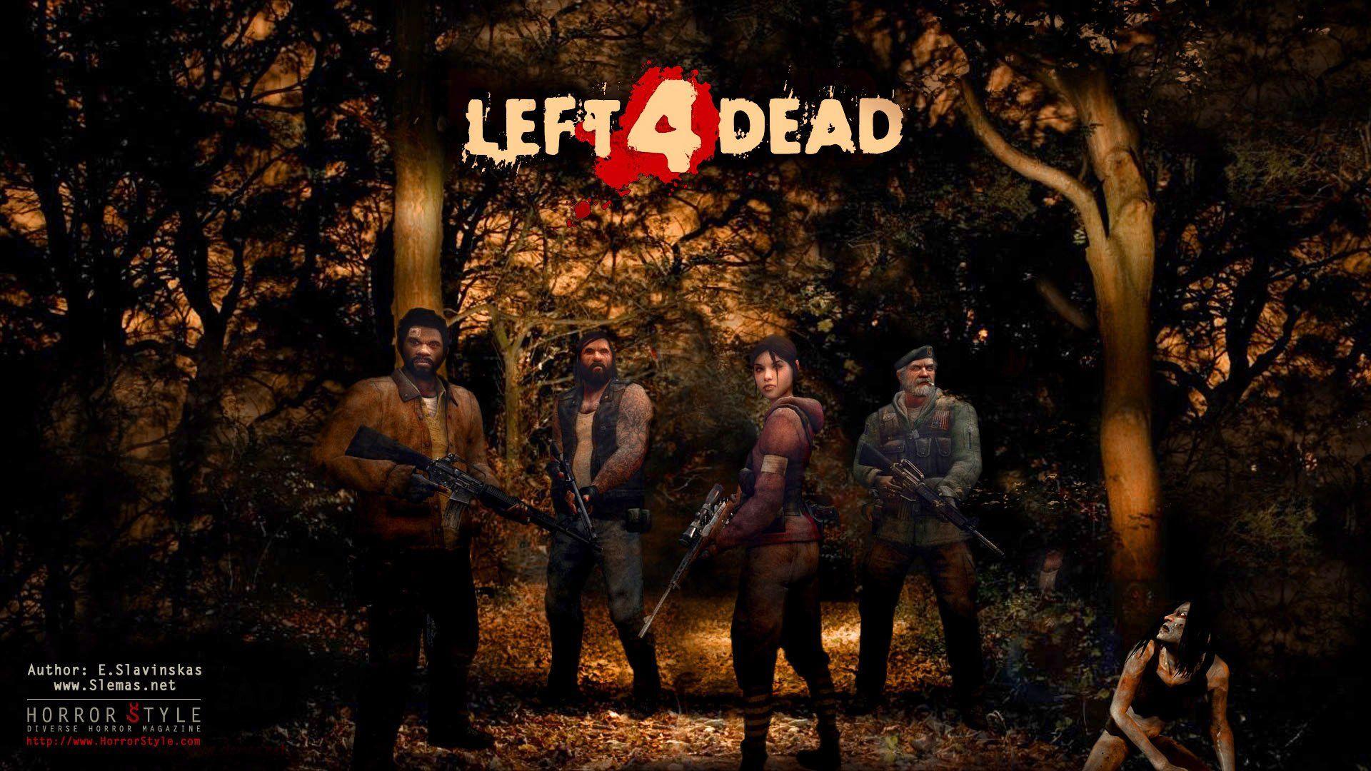 Aniversario Left 4 Dead